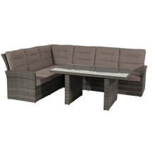 Patio Wicker Rattan Garden Outdoor Lounge Furniture Sofa Set