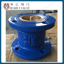 Cast iron Flange type silent check valve