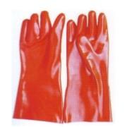 Rubber gecoat katoen handschoenen
