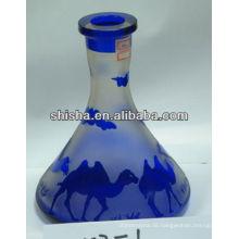 Handgemachte Shisha Glasflasche für Shisha