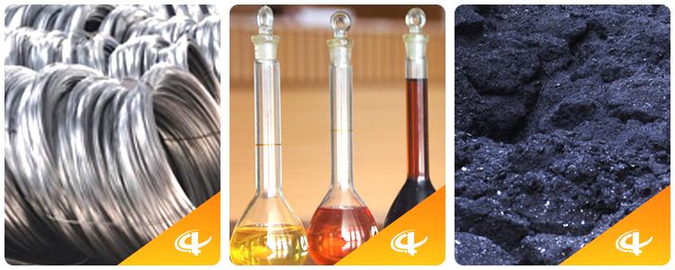 Pyrolysis Oil Efficiency