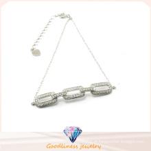 Fábrica Últimas 925 jóias de prata pulseira de mulheres e pulseira Bt6571