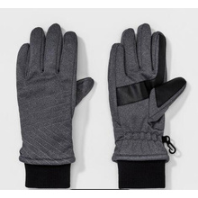 Women soft shell glove with carefull stitching