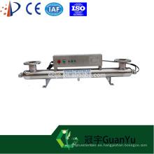 Sistema de esterilización UV sistema de tratamiento de agua para la piscina de la piscina de China más vendidos