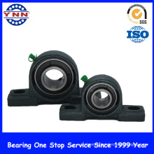 Black Coated Pillow Block Bearings Industry Use UCF 218