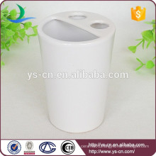 YSb40019-01-th Hot sale yongsheng ceramic novelty bathroom accessories toothbrush holder