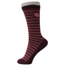 Cotton Strips Half Children Socks