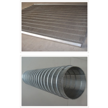 Bergetar Screen Mesh Galvanized Mild Steel