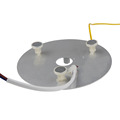 White light source 9W LED ceiling light module