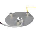 White light source 9W LED ceiling light module