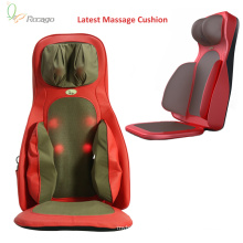 Massager o mais atrasado do corpo do coxim da massagem bom para o escritório do carro do agregado familiar