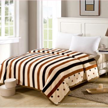 2015 de alta calidad Super suave hogar manta de vellón