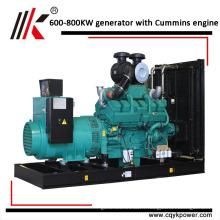 Haute qualité prix de 1000kva diesel générateur 2kv haute tension générateur diesel prix en malaisie
