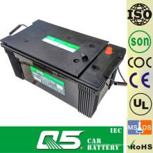 12V200AH, niedrige Wartung Auto-Batterie