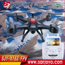 Tarantula X6 2.4G 4CH RC Quadcopter con 2MP HD cámara Drone FPV Drone SJY-X163FPV