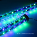 3D rgb led pixel tube led stick bar light for Amusement bumper car led tube