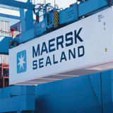 Container with Customs Clearance