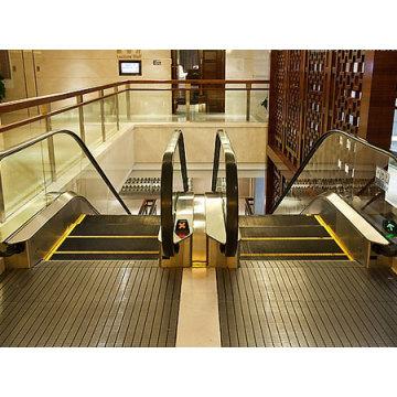 Escaleras mecánicas hechas en la fábrica de la ciudad de Huzhou Ancho de paso de 1000 mm