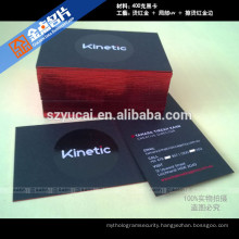 Film lamination paper small luxury business cards printers