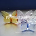 Good Quality Crystal Butterfly Figurine For Christmas Gifts