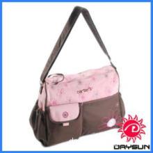 Custom messenger Baby diaper nappy bag