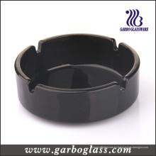 Cenicero de cristal negro de 105 mm (GB2604005B)
