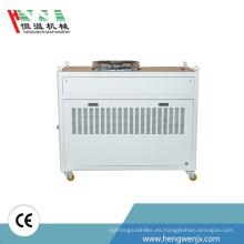 Refrigerador refrigerado por aire barato ahorro de energía de China para la máquina de moldeo de plásticos
