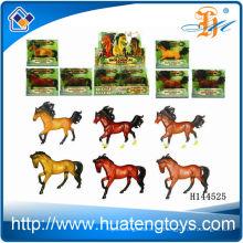 Venta al por mayor figuritas de animales de plástico para caballos en venta en 2014
