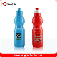 Plastic Sport Water Bottle, Plastic Sport Bottle, 700ml Sports Water Bottle (KL-6613)