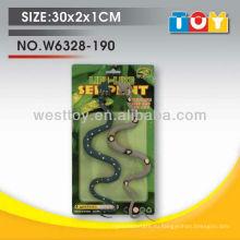 дешевые товары продавать очки модель змея мини мягкие партия игрушек для шуток
