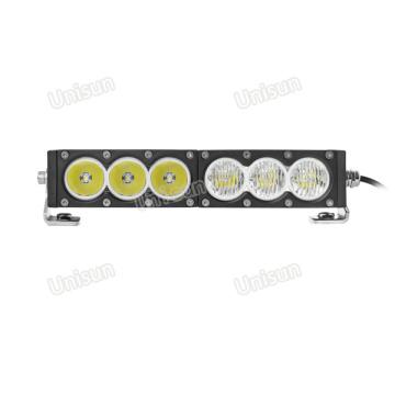Barra de luz auxiliar LED 4X4 de alta potência 12V 120W