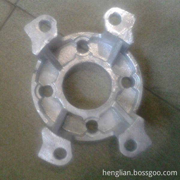 Ductile Grey Iron part