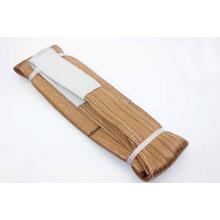Polyester-flacher Gurtband-anhebender Riemen-Gurt für Stahlrohr Tbs019