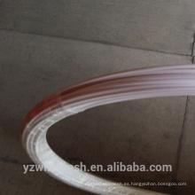 Alambre revestido del PVC / alambre revestido PVC de la fabricación alibaba china