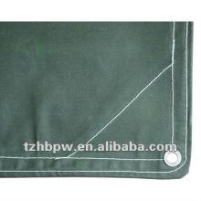 Revestimiento reforzado de tela de PVC encerado