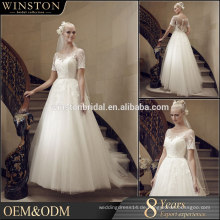 OEM ODM kundengebundene reizvolle Nixe-Hochzeitskleider