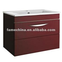 Gabinete de banheiro FSC simples gabinete de banheiro novo FSC
