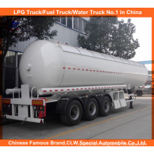 Propane Road Tanker for Sales 30tons Used LPG Tank Trailer