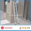 EN131 aluminum straight ladder,6m aluminum ladder,aluminium ladder