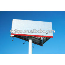 billboard steel pole