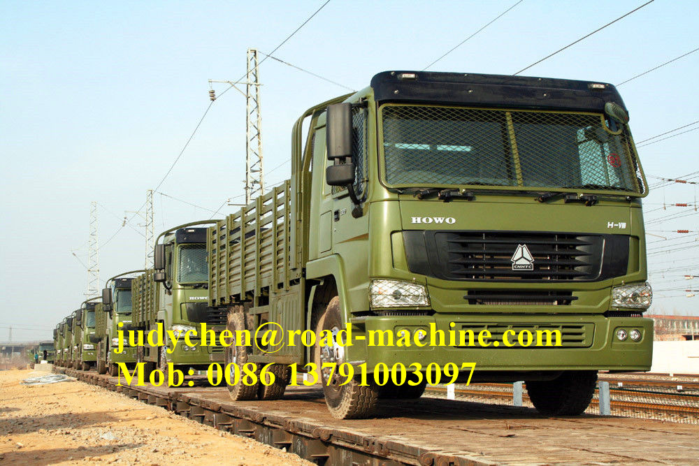 4x4 All Wheel Drive Cargo Trucks