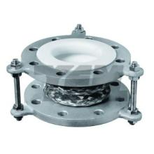 Stainless steel net composite compensator falnge expansion joint