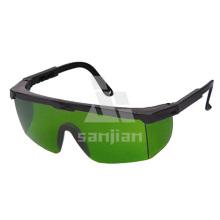Ojos de soldadura Anti-Niebla / Scratch / Protección UV Marco ajustable Gafas de seguridad
