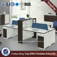 Office Furniture 4 Seats Office Workstation Partition (HX-6M193)
