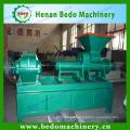 2015 la plus populaire biomasse charbon de bois briquette machine / canne à sucre bagasse chacoal bâton briquette machine 008613253417552