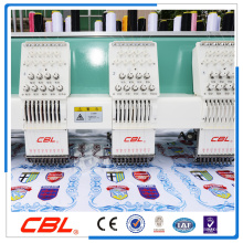 9 needle 8 head regular speed flat embroidery machine for sale