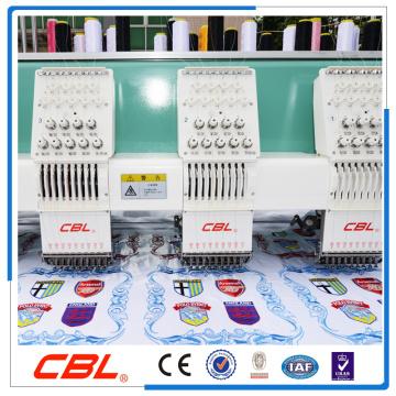 Высокоскоростная плоская компьютеризированная вышивальная машина Гарантированное качество
