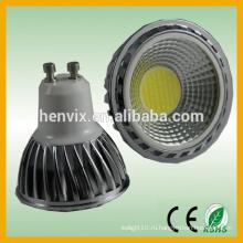 Epistar chip 80Ra COB 5W светодиодный прожектор