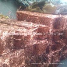 Günstige Metall Kupferdraht Schrott mit 99,99% Reinheit