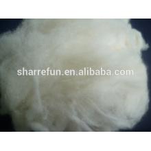 fibra animal de pelo de mapache